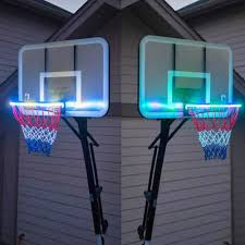 Basketball Hoop Led Light Hoop Led Light Festival Decoration Basketball Rim Attachment Helps You Shoot Hoops At Night Waterproof Led Strip Low Energy S75