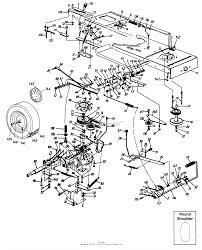 walker mower wiring schematics wiring library cub cadet 1045 wiring diagram cub tractor engine and