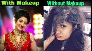 top 10 tv actress without makeup