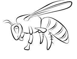 Download printable bee coloring pages to print for free. Free Printable Bee Coloring Pages For Kids