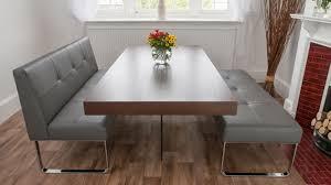 leather breakfast nook furniture. Leather Breakfast Nook Furniture. Grey Dining Bench Room Ideas Furniture K