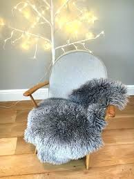 costco sheepskin rug image 0 grey sheepskin rug extra soft costco sheepskin rug gray