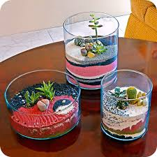 Small Picture sand terrarium succulent terrarium plant gift ideas cool home