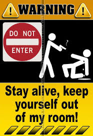 Photo 4 Of 6 Funny Bedroom Door Signs | Related Pictures Keep Out Signs For Bedroom  Doors Index Of (