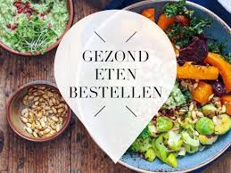 gezond eten bestellen amsterdam