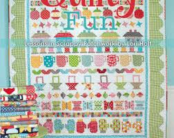 Busy Bee Inc. by Lori Holt by LoriHolt on Etsy & Quilty Fun