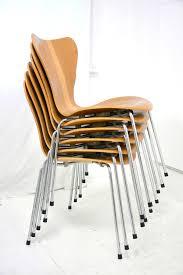 arne jacobsen furniture. Arne Jacobsen Chairs Model 3107 In Oak. Series 7 Chair Produced By Fritz Hansen Furniture
