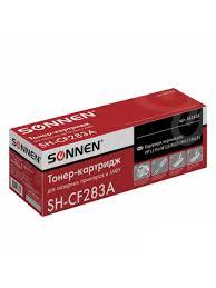 <b>Картридж</b> для принтера <b>SH</b>-<b>CF283A</b>/лазерный <b>картридж Sonnen</b> ...