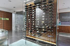 Glass Wine Room Design Build Uncommon Wine Rooms