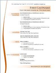 Free Resume Templates Nz Resume Examples