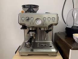 Máy pha cà phê Breville 870 Like New 99% – nhất.SaigonCoffee