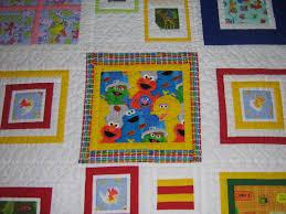 Quilter: Breagha's Elmo Quilt & Breagha's Elmo Quilt Adamdwight.com