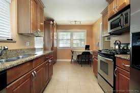 Small Picture Small Galley Kitchens Pictures of Kitchens Traditional