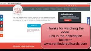 credit card and cvv generator free software