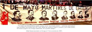Los breves orígenes del Primero de Mayo   Gaceta Intercultural