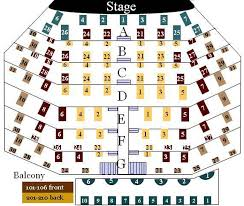 Az Broadway Theater Seating Chart Arizona Broadway Theatre Seating Chart Theatre In Phoenix