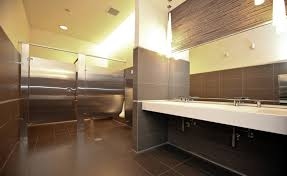 commercial restroom lighting commercial bathroom design commercial bathroom design restroom