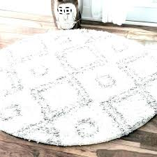 white shag rug. White Fuzzy Area Rug Impressive Shag Mind Blowing Charming Bedroom Intended For Soft Fluffy