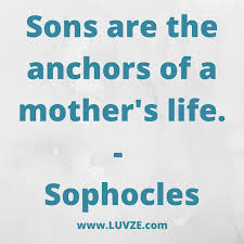 Mother Son Quotes Beauteous 48 Cute Mother Son Quotes And Sayings