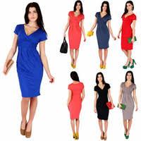 Chic Mini Crew Dress Online