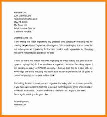 salary negotiation letter sample sample counter offer letter 6 free documents in word pdf for salary counter offer letter sample 1