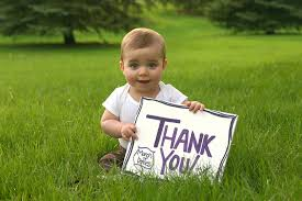 Baby Thankyou 9 Ways To Promote Gratitude In Your Life Therese Borchard