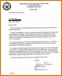 military cover letter 5 6 military letter leterformat