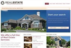 50 Best Html Bootstrap Real Estate Website Templates 2017