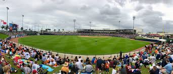 Five County Stadium Seating Chart Fitteam Ballpark Of The Palm Beaches