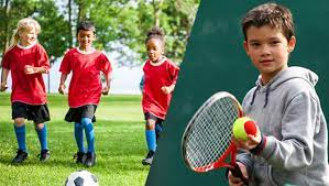 team and individual sports for kids