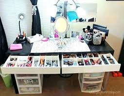 vanity makeup storage makeup organizer desks makeup organizer desk topic  related to fetching makeup vanity dressing