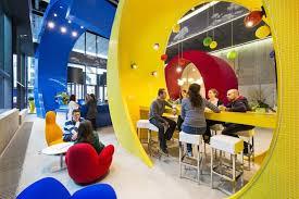 google office in america. 4 google office in america