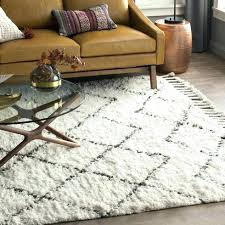 target wool rugs area rug hand knotted wool off white dark grey area rug hand knotted