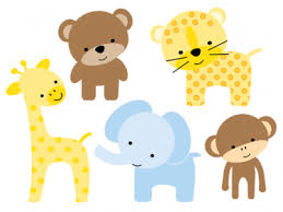 zoo animal clipart cute. Perfect Zoo Cute Zoo Animal Clipart 1 With O