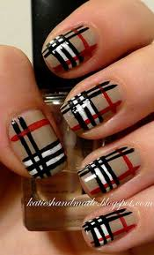 18 Nail Tape Striped DIY Nail Designs That Are Easy to Create