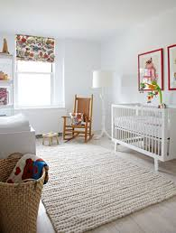 white nursery rug elegant a modern that s warm within 1