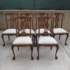 Chippendale Dining Room Table Antique Dining Room Chairs Antique Sets Of Chairs Antique Dining