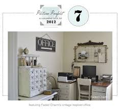 vintage shabby chic inspired office. Lilly Vintage Shabby Chic Office Best 20 Funky Junk Ideas On Pipe Decor Inspired