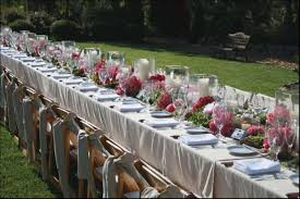 great wedding reception decorations ideas awesome lovely outside garden wedding reception decoration