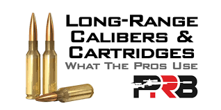 Rifle Cartridge Length Chart Long Range Calibers Cartridges What The Pros Use