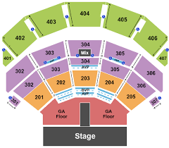Park Theater Seating Chart View Park Theater At Park Mgm Seating Chart Las Vegas