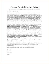 Recommendation Letter Samples Academic Re Mendation Letter Samples Business Proposal Best 19