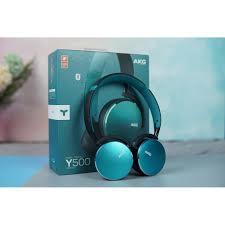 Tai nghe không dây Bluetooth AKG Y500 Xanh lá