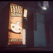 Big Bennys Vending Machine Cool Search