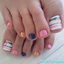 Cute Pedicure Designs 20 Super Cute Pedicure Trends In 2019 Toe Nails Toe Nail