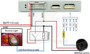 Wireless Reverse Camera Wiring Diagram GMC Backup Camera Wiring Diagram