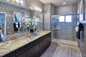 luxury master bathroom designs. Ceiling Bath Lighting Over Oval Marble Bathtub Master Bathroom Designs White Gloss Mosaic Granite Flooring Luxury Home Decorating Ideas Tile E