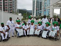 Image result for nigerian paralympics