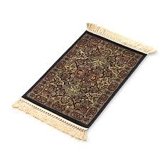 impressive verona area rug black accent bed bath beyond