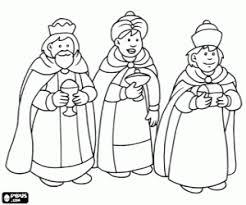 Kleurplaten Drie Koningen Of Wijzen Uit Het Oosten Kleurplaat 2